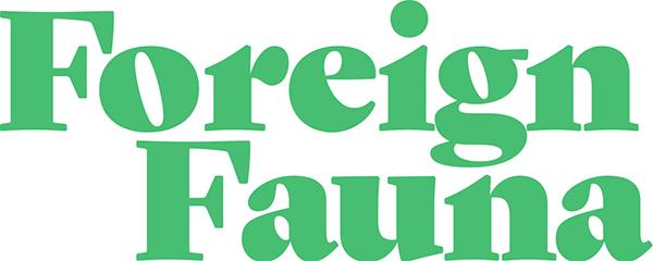 Foreign Fauna logo